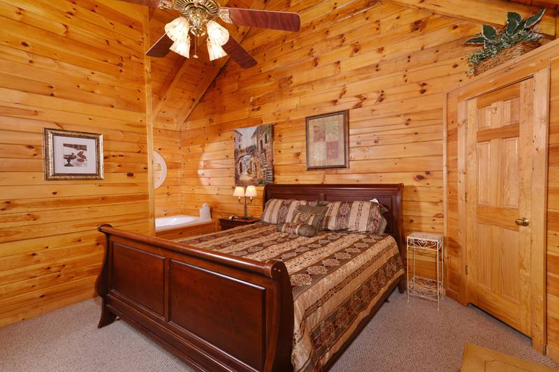 Plus  Beary Naughty is set in a beautiful  secluded  wooded location  that  perfect cabin in the woods   Beary Naughty  Little Cove Woods Cabin 146  sleeps up. Pigeon Forge One Bedroom Cabin Rental Whirlpool Hot Tub Arcade