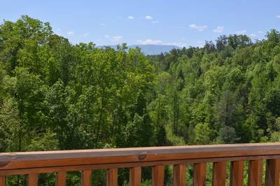 Great Smoky Mountains Pigeon Forge Mountain View Cabin Rental