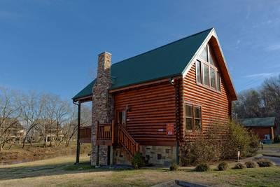 Pigeon Forge Cabin One Bedroom Plus Loft